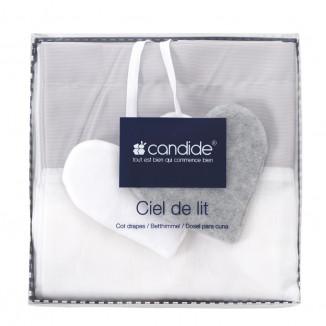Ciel de lit/Rideau Capuchon CANDIDE