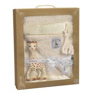 Couverture Prestige VULLI Sophie la girafe