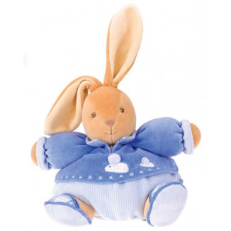Patapouf lapin medium KALOO Blue