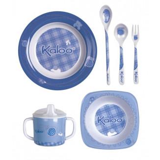Coffret repas KALOO Blue