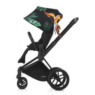 Poussette Priam Luxe Trekking CYBEX Birds of Paradise