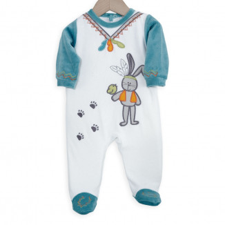 Pyjama TROIS KILOS SEPT Lapindien
