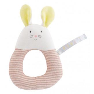 Hochet anneau souris MOULIN ROTY Les Petits Dodos