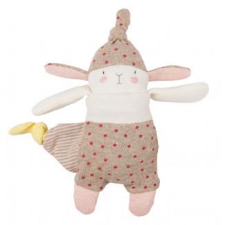 Doudou Lulu le petit lapin MOULIN ROTY Les Petits Dodos