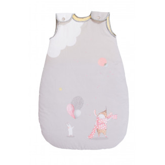 Gigoteuse grise 0-6m MOULIN ROTY Les Petits Dodos