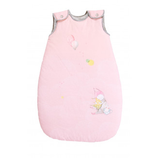 Gigoteuse rose 0-6m MOULIN ROTY Les Petits Dodos