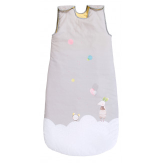 Gigoteuse grise 6-36m MOULIN ROTY Les Petits Dodos