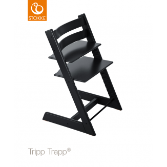 Chaise-haute Tripp Trapp® STOKKE® Black