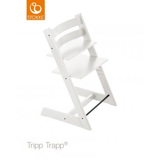 Chaise-haute Tripp Trapp® STOKKE® Blanche