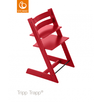 Chaise-haute Tripp Trapp® STOKKE® Rouge