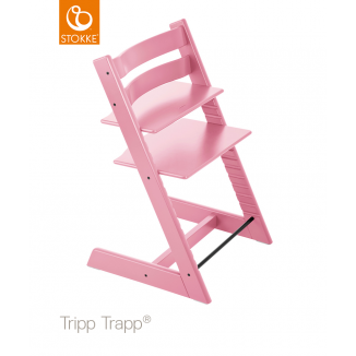 Tripp-Trapp chaise Soft pink STOKKE