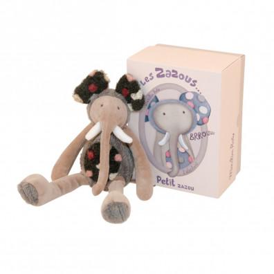 PETIT ELEPHANT MOULIN ROTY LES ZAZOUS LES PETITS