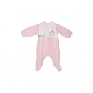 Pyjama naissance NOUGATINE Princesse