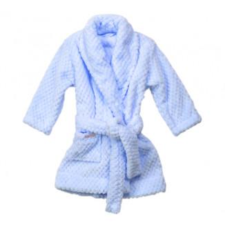 Robe de chambre NOUGATINE Beryl bleu