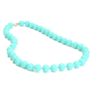 Collier de dentition Jane CHEWBEADS Turquoise