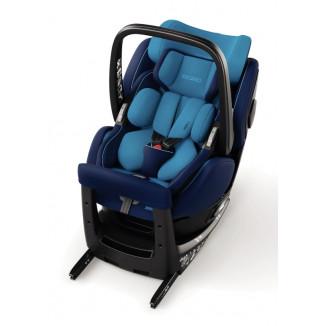 Siège auto Gr0+/1 Zero.1 Elite I-size RECARO Xenon Blue