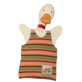 Marionnette Amédée le canard MOULIN ROTY La grande famille