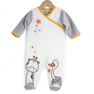 Pyjama TROIS KILOS SEPT Dame Uche Et Gaufrette