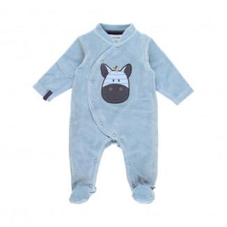 Pyjama 0 mois Arona NOUKIE'S Achille & Zébrito