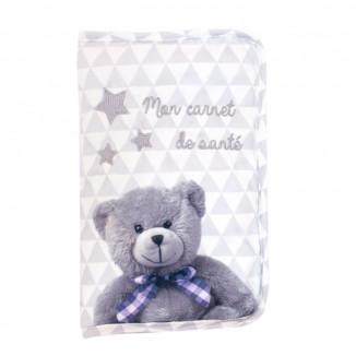 Protège carnet de santé DOMIVA My Little Bear