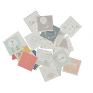Cartes photos souvenirs NOUKIE'S Mix&Match