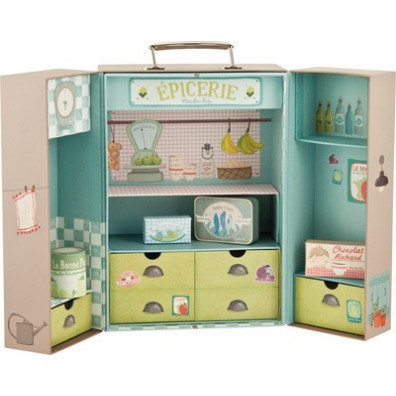 VALISE EPICERIE MOULIN ROTY