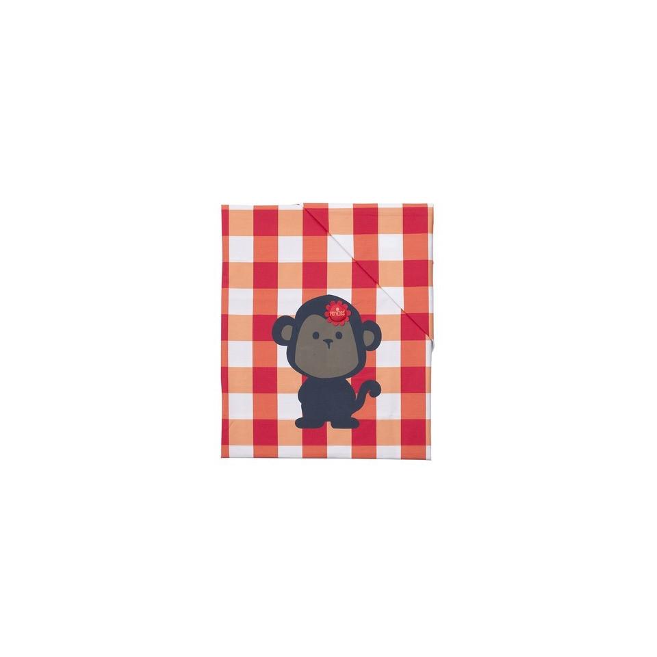 Housse de couette PERICLES Boboo rouge