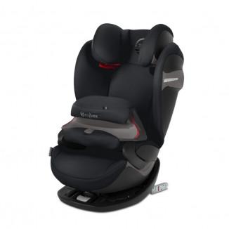 Siège auto Gr1/2/3 Pallas S-Fix CYBEX Lavastone Black