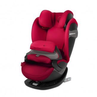 Siège auto Gr1/2/3 Pallas S-Fix CYBEX Rebel Red
