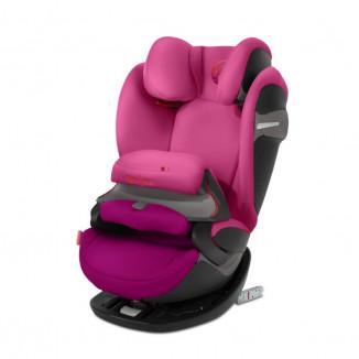 Siège auto Gr1/2/3 Pallas S-Fix CYBEX Passion Pink/Purple