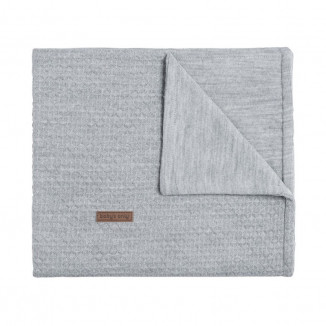 Couverture de lit 100x135 Cloud BABYS ONLY Gris