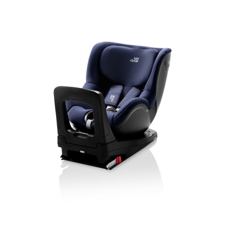Siège-auto Gr0+/1 Dualfix i-Size BRITAX ROMER Moonlight Blue