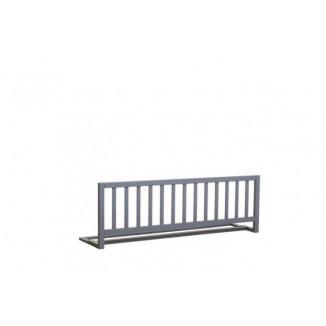 Barrière de lit bois PERICLES Ardoise