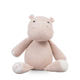 Nounours Hippo Soft Knit JOLLEIN Creamy Peach