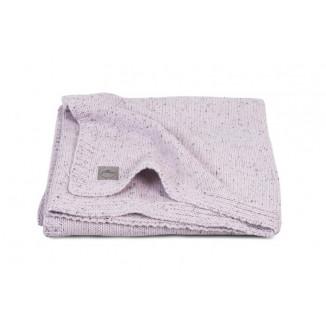 Couverture 75x100 Confetti Knit JOLLEIN Vintage Pink