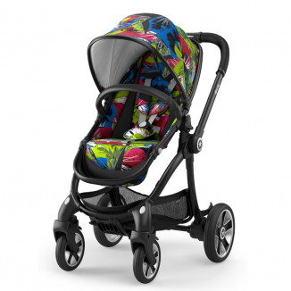 Poussette Evostar 1 KIDDY Street Jungle
