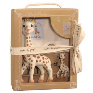 Coffret prestige So'Pure VULLI Sophie la girafe