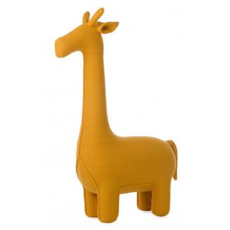 Girafe en tricot Large PÉRICLÈS Jaune