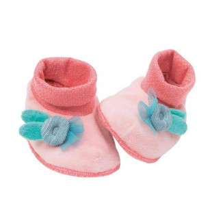Chaussons Mademoiselle MOULIN ROTY Mademoiselle et Ribambelle