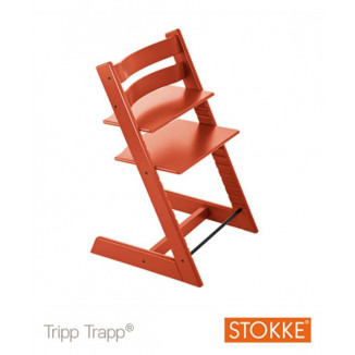 Chaise-haute Tripp Trapp® STOKKE® Lava Orange