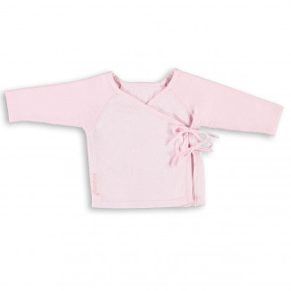 Layette - brassiÈre t50-56 - rose BABYS ONLY