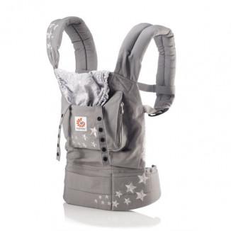 Porte bébé original gris cosmique ERGOBABY