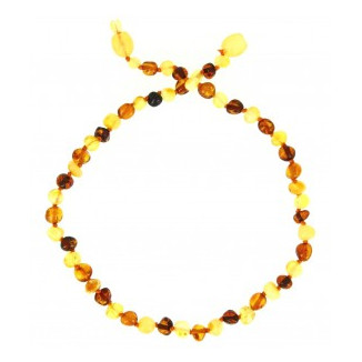 Collier enfant billes mix BALTIC WAY