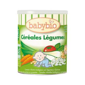 Céréales Quinoa BABYBIO Légumes 250g 6mois