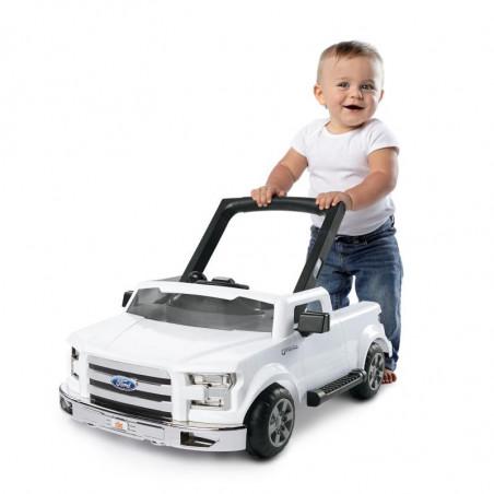 Trotteur 3en1 Ford BRIGHT STARTS Blanc