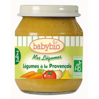 Petit Pot BABYBIO Légumes provençale 130g +3mois