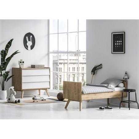 Chambre Duo Vintage avec lit 70x140 VOX