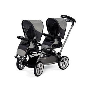 2 assises duette pop up atmosphere PEG PEREGO