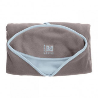 Babynomade Polaire T1 RED CASTLE Taupe/Ciel