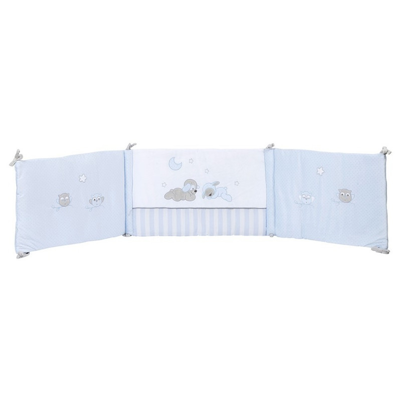 tour de lit nattou sam toby drive made4baby blagnac. Black Bedroom Furniture Sets. Home Design Ideas